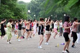 Tập thể dục đều đặn giúp   phòng chống ung thư
