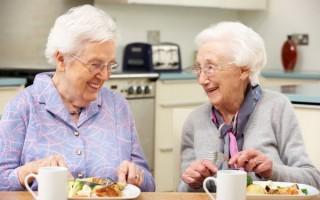 Càng cao tuổi càng cần ăn ngon !