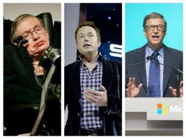 Lời cảnh báo của Bill Gates, Elon Musk và Stephen Hawking tới nhân loại.