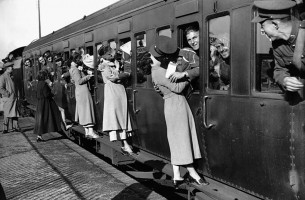 20 bức ảnh lịch sử khiến bạn ngậm ngùi.