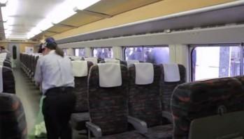 Bình luận '7 phút' và câu chuyện đáng khâm phục trên mỗi chuyến tàu cao tốc Nhật Bản.