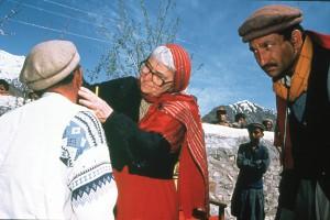 """Sr. Ruth Pfau được gọi là """"Mẹ Teresa của Pakistan"""""""