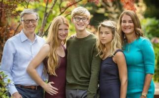 Vợ chồng Bill Gates dạy con 'bạn đời chọn sai có thể chọn lại'.