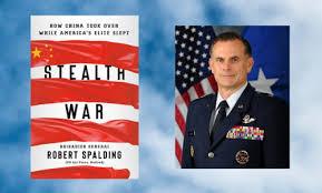 Robert Spalding:  Trung quốc đã phát động Thế chiến thứ 3 từ lâu.