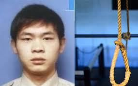 Nhật treo cổ người đàn ông Trung Quốc phạm tội giết người