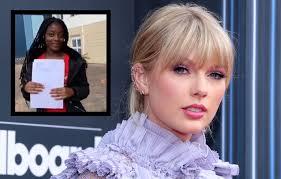Nữ sinh nghèo được ca sĩ Taylor Swift tặng học phí