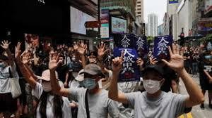 Bắc Kinh khẩn cấp ra luật an ninh quốc gia cho Hồng Kông