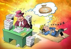 Sự khác nhau giữa người giàu và người nghèo.