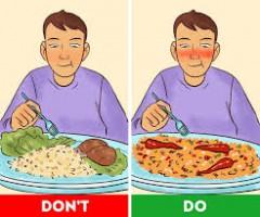 10 mẹo giúp bạn kiểm soát việc ăn kiêng mà không cảm thấy đói.