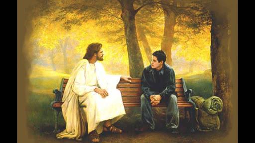 Thượng đế, con có thể hỏi ngài 1 câu